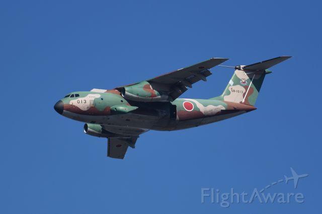 KAWASAKI C-1 (58-1013)