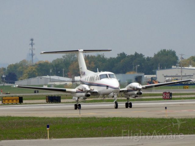 Beechcraft King Air F90 (N50AW)