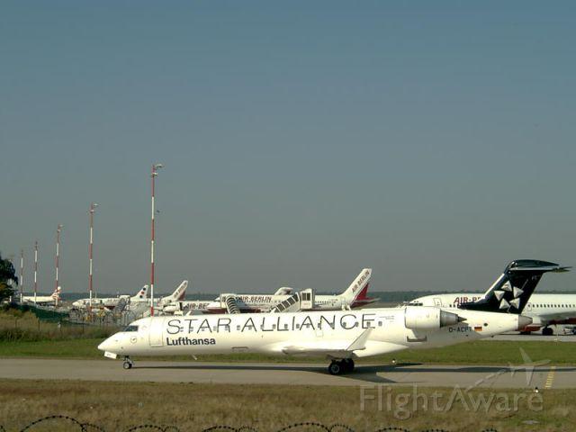 Canadair Regional Jet CRJ-700 (D-ACPT) - D-Berlin TXL , ca. 2008