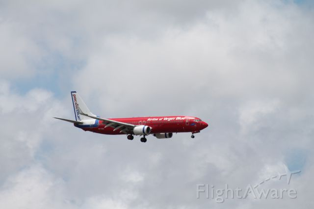 Boeing 737-700 (VH-VOX)