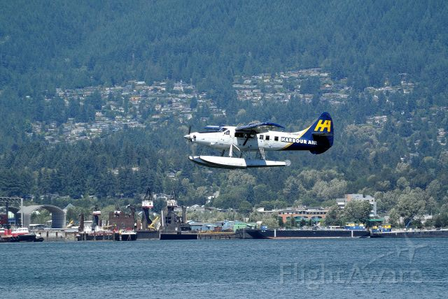 De Havilland Canada DHC-3 Otter (C-GHAR)