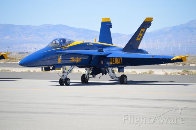 — — - Blue Angles first show in the High Desert of Lancaster Ca.