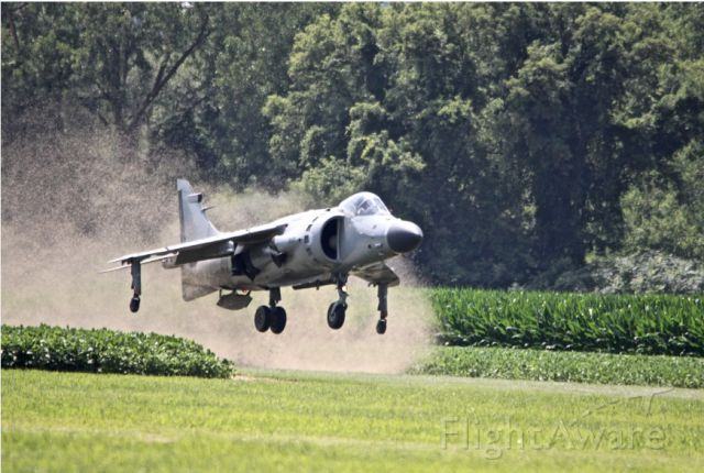 Cessna Skylane (N94422) - Private Sea Harrier, N94422, landing on grass runway at Geneseo, NY on 11th July. 2015