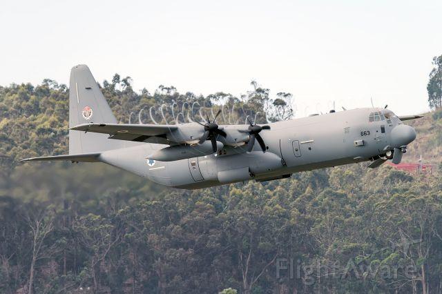 Lockheed C-130 Hercules — - Registration: 663<br />Airline: Israel - Air Force<br />Aircraft: Lockheed Martin C-130J-30 Samson<br />Airport: Tenerife Norte-Los Rodeos - GCXO<br />Date : Jun 2, 2017