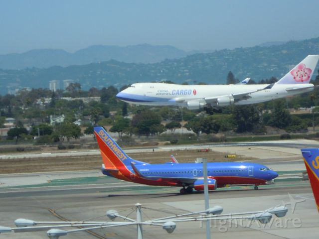 Boeing 747-400 — - CHINA AIRLINERS 747-400 LAX
