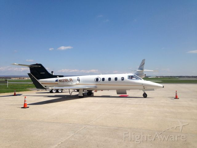 Gates Learjet 29 (N128LR) - Our companies record breaking Lear 28 Longhorn   serial #001