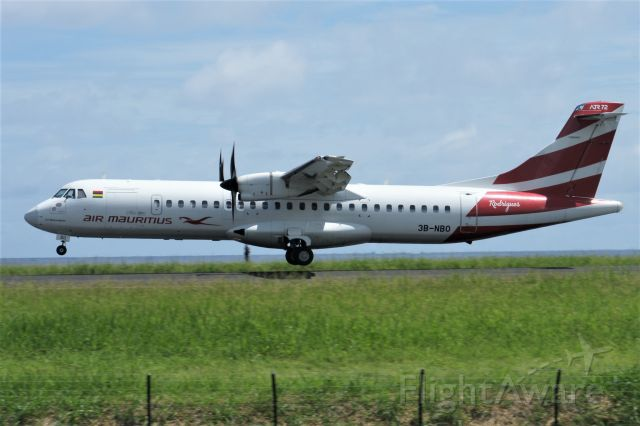 ATR ATR-72 (3B-NBO)