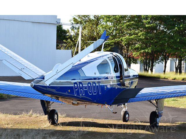 Beechcraft 35 Bonanza (PR-ODT) - At OMA ( Oficina Marilia de Aviação ) SBML
