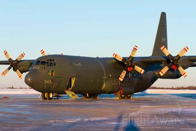 Lockheed C-130 Hercules (13-0343)