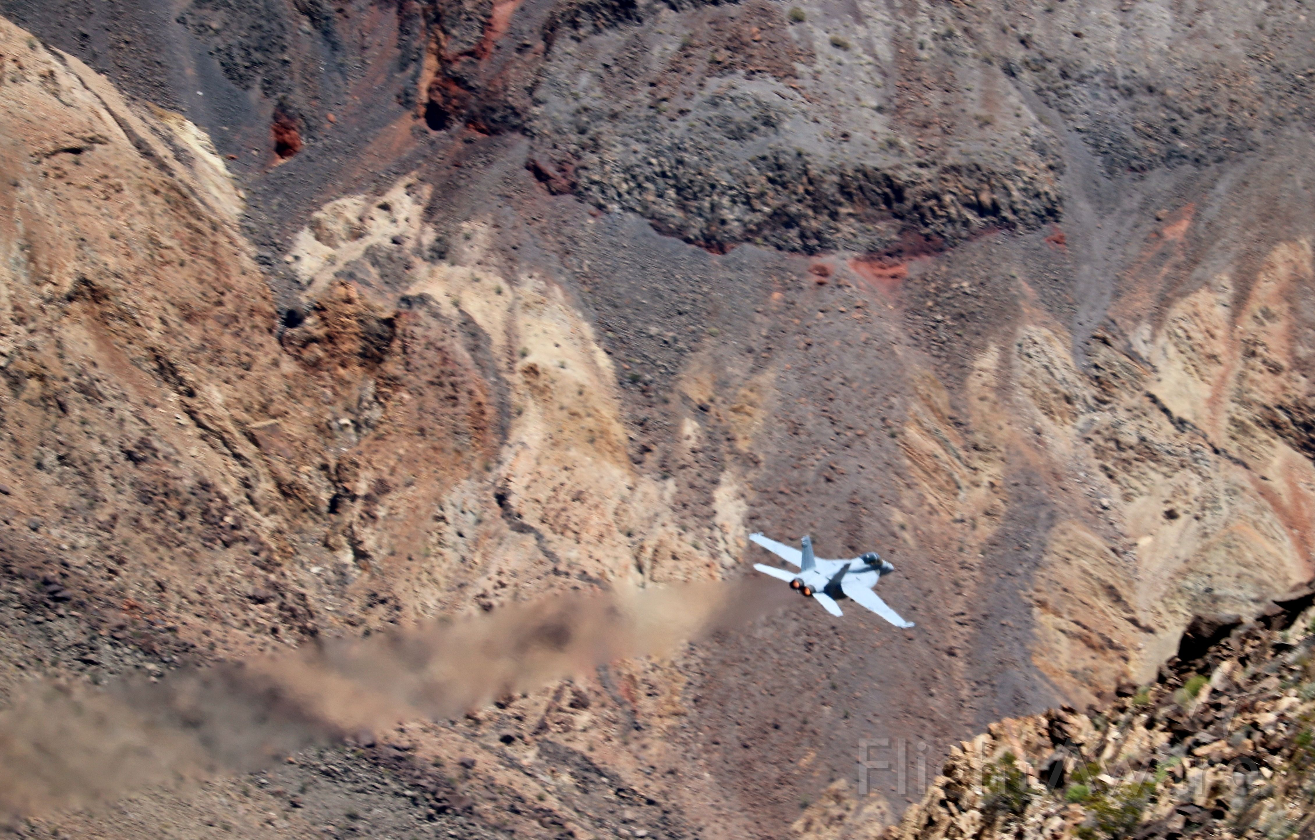 H3 — - Afterburners on in the middle of the Jedi Transition. I took the photo from the Father Crowley Overlook.