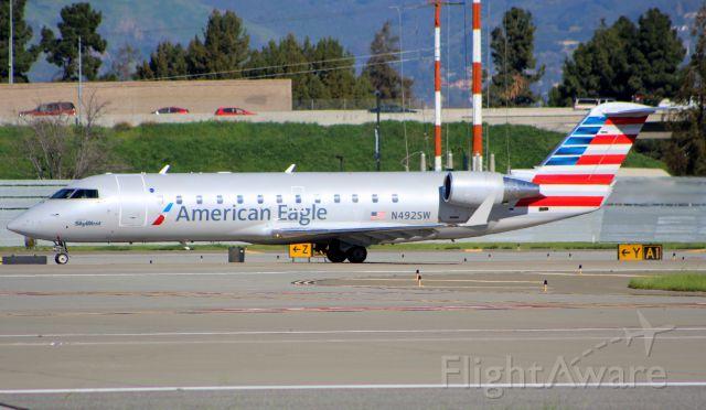Canadair Regional Jet CRJ-100 (N492SW)