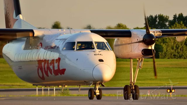 de Havilland Dash 8-100 (C-GCTC)