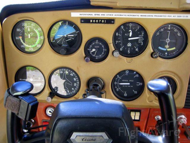 Cessna Commuter (N66781)