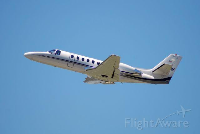 Cessna Citation V (N152JH) - Cessna Citation taking off, heading towards Lafayette Regional Airport, LA.