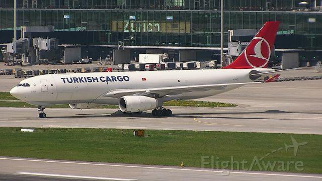 Airbus A330-200 (TC-JCI)