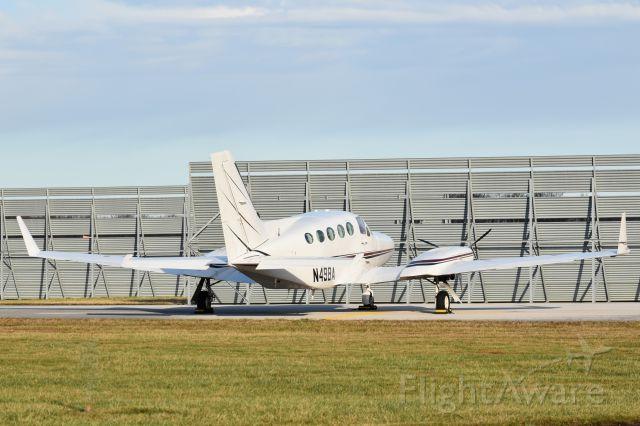 Cessna Chancellor (N49BA)