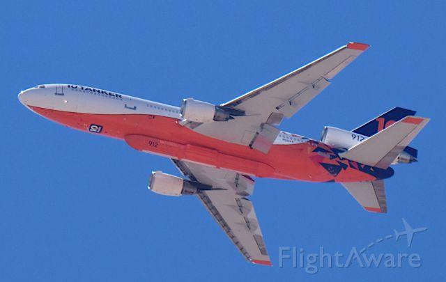McDonnell Douglas DC-10 (N522AX) - Lone Pine, California<br />June 22, 2021