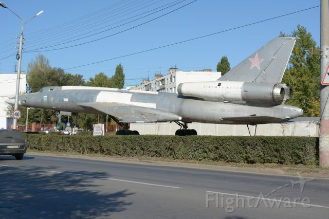 Tupolev Tu-22 —