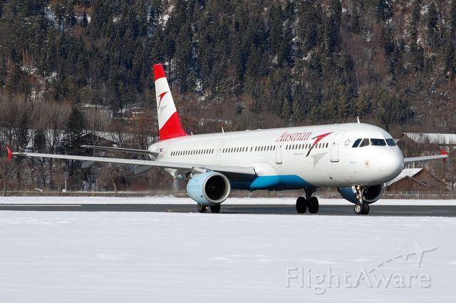 Airbus A321 (OE-LBF)