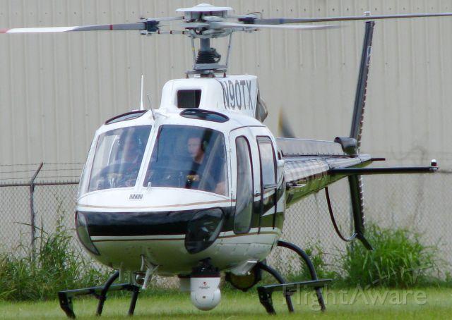 Eurocopter AS-350 AStar (N90TX) - At Metro Aviation.