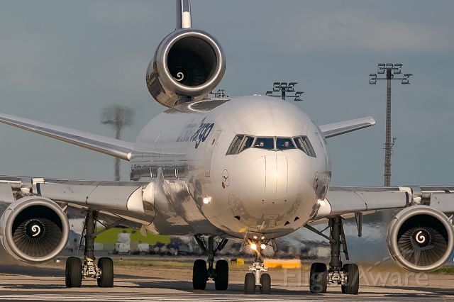 Boeing MD-11 (D-ALCC) - the last one of Lufthansa