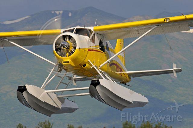 Cessna 402 (N55WE) - DHC-2 Beaver