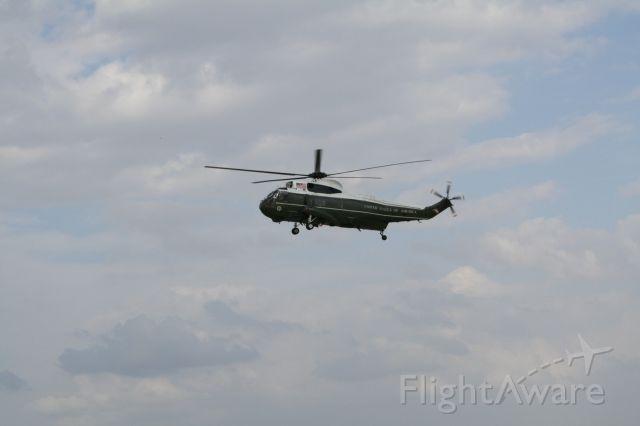 — — - Marine 1 Arriving at TSTC WACO