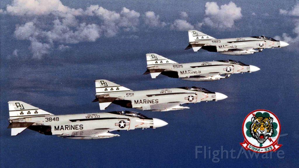 McDonnell Douglas F-4 Phantom 2 (NIG100)
