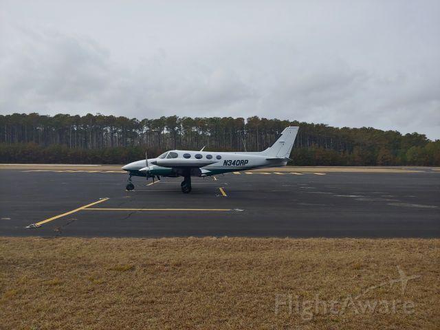 Cessna 340 (N340RP)