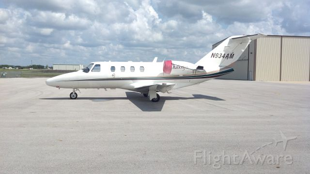 Cessna Citation CJ1 (N934AM)
