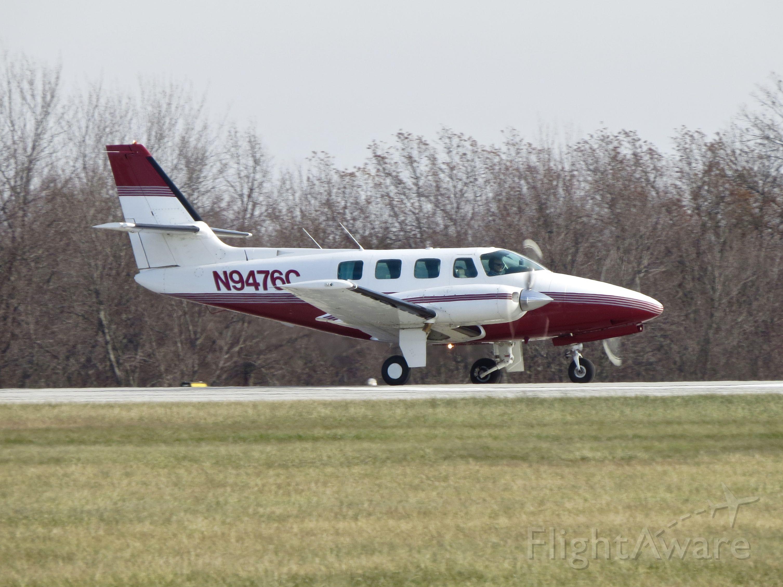 Cessna T303 Crusader (N9476C)