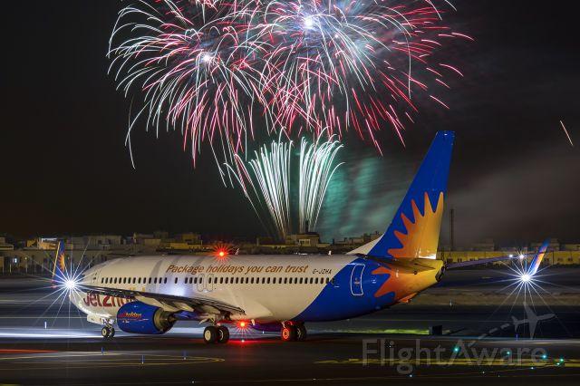 Boeing 737-800 (G-JZHA) - Boeing 737-8K5(WL) serial 30417 / 781br /Tenerife Surbr /16/07/2016
