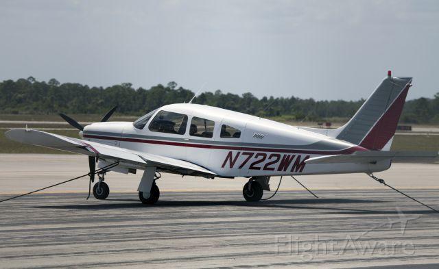 Piper Cherokee Arrow (N722WM)