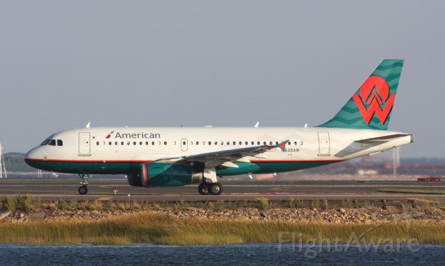 Airbus A319 (N838AW)