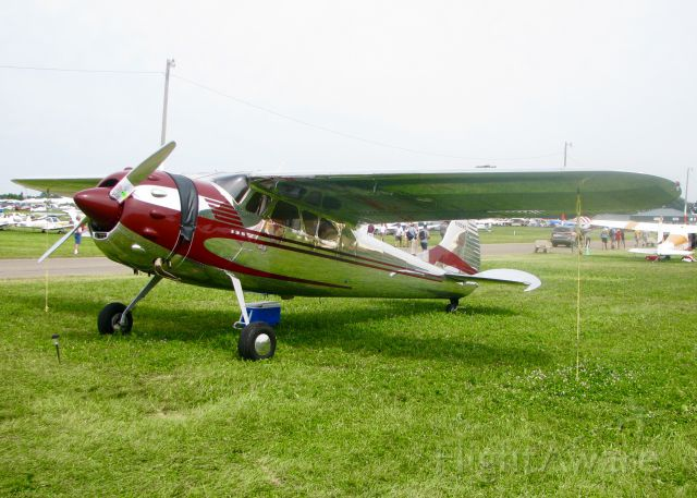 Cessna LC-126 (N195DS) - At AirVenture.