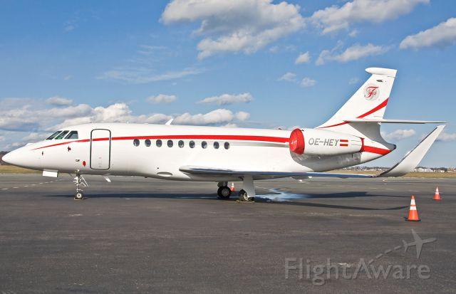 Dassault Falcon 2000 (OE-HEY) - Beautiful Falcon 2000 with Winglets !