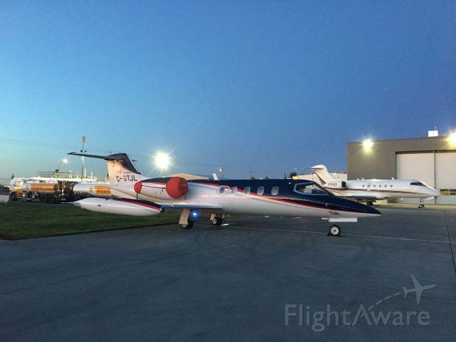 Learjet 35 (C-GTJL)