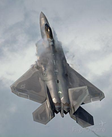 Lockheed F-22 Raptor (09-4181) - RIAT 2016