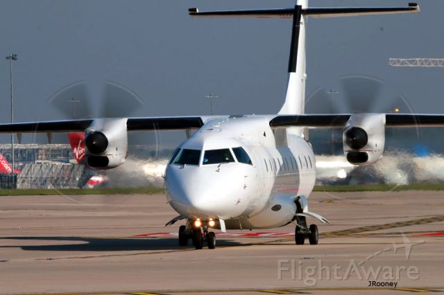 Fairchild Dornier 328 (G-BYHG) - Manchester Aiport   Jroone 07-08-018