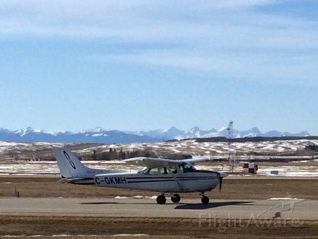 Cessna Skyhawk (C-GKMH) - CGKMH Cessna 172 Skyhawk.