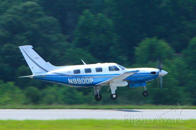 Piper Malibu Meridian (N990DP)
