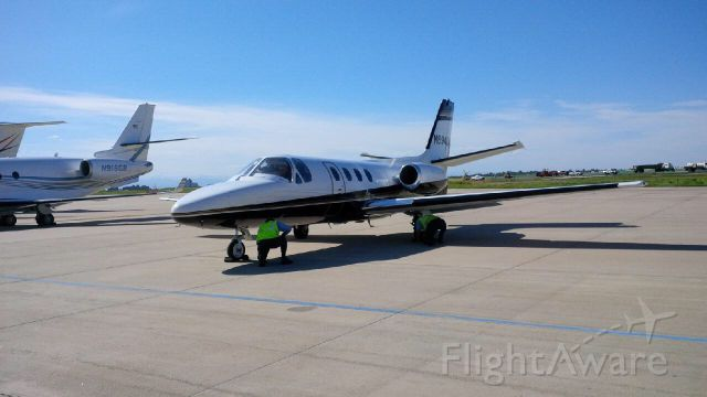 Cessna 500 Citation 1 (N694LM) - My new airplane