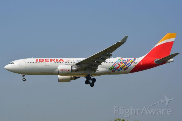 Airbus A330-200 (EC-MKI) - NRT16L↓
