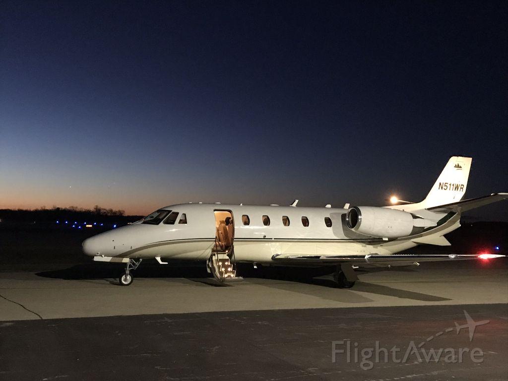 Cessna Citation Excel/XLS (N511WR)