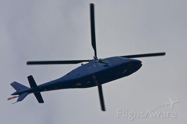 SABCA A-109 (HB-ZHG)