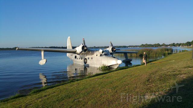 N1954Z — - HU 16 Zeus at FA1 Tavares Seaplane Base Tavares Florida . Tavares Spring Fly in