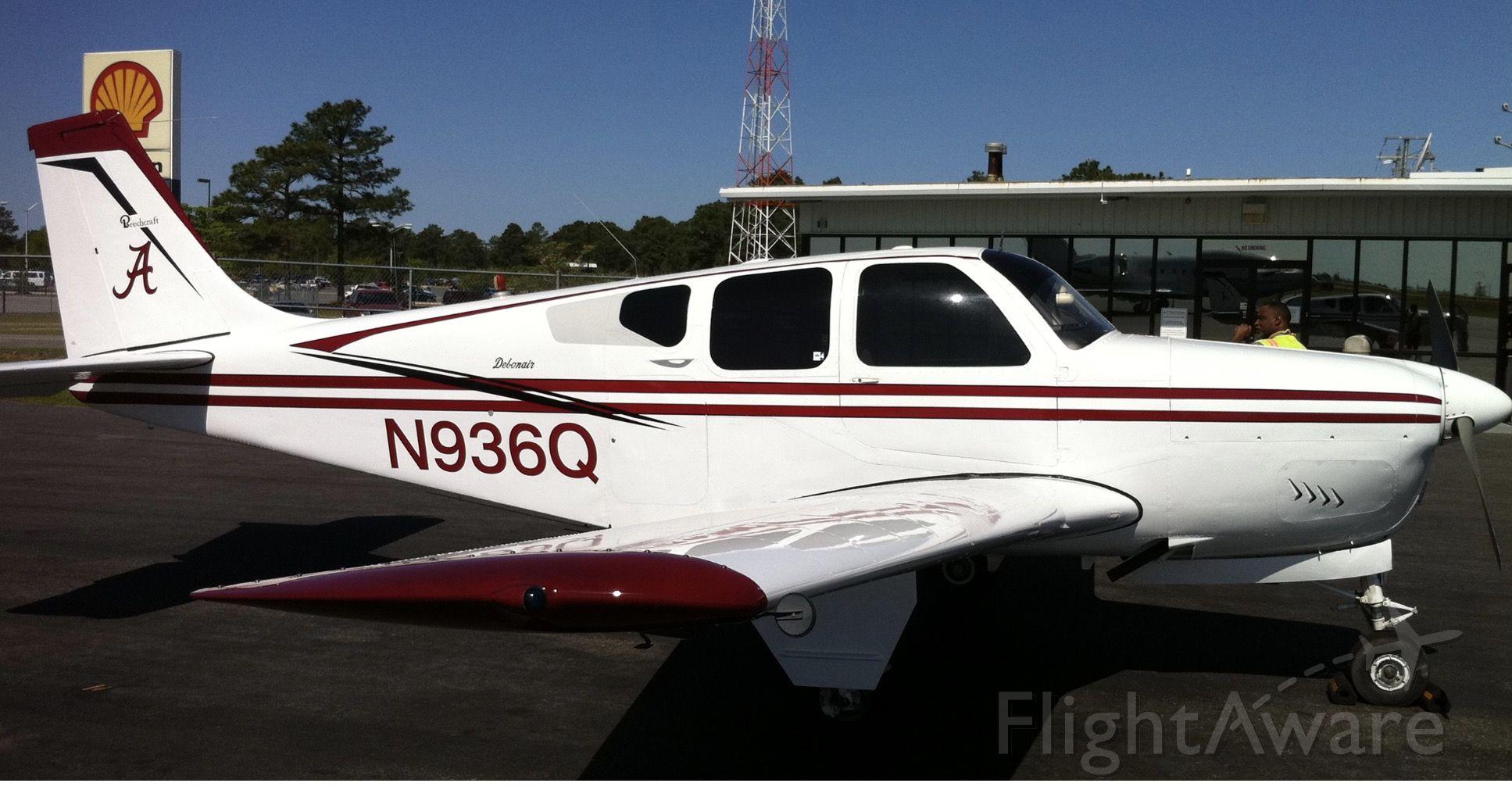 Beechcraft Bonanza (33) (N936Q)