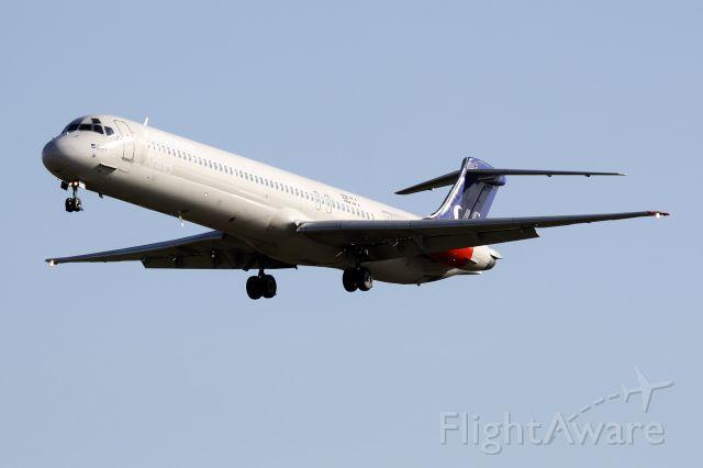 McDonnell Douglas MD-81 (LN-ROM)