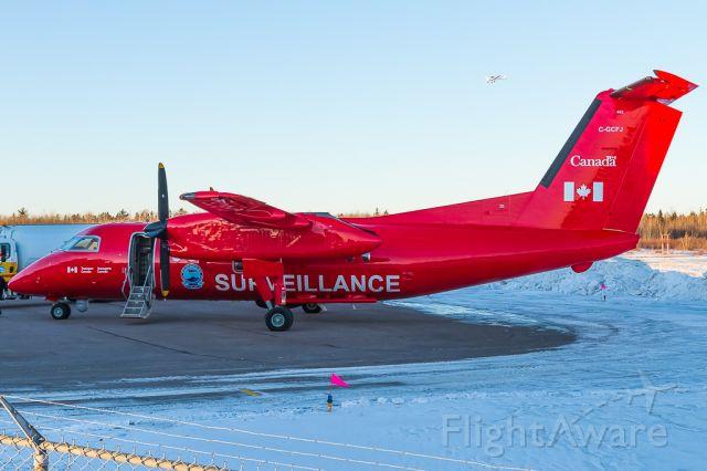 de Havilland Dash 8-100 (C-GCFJ)