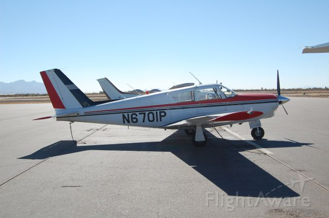 Piper PA-20 Pacer (N6701P)